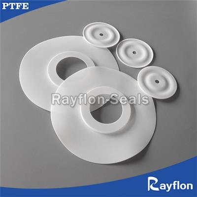Virgin PTFE TFM Diaphragms