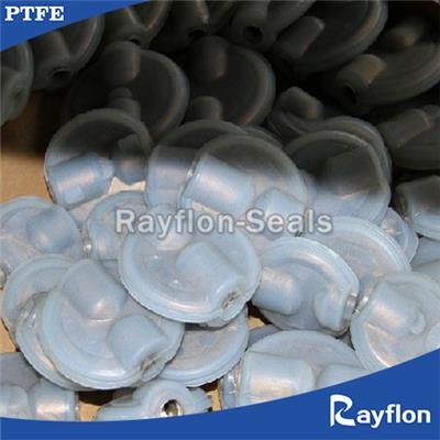 PFA FEP Coated Discs For Butterfly Valve