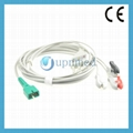 MEK One Piece ECG Cable
