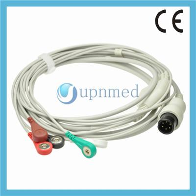 Mindray MEC1000 One Piece ECG Cable