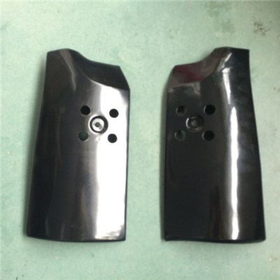 For ISUZU NHR Truck Iron Corner Bumper