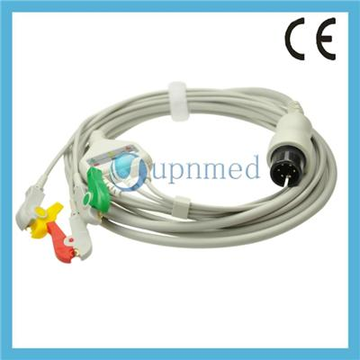 Dixtal One Piece ECG Cable