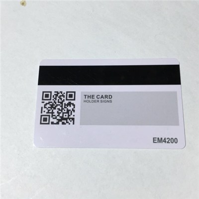 Loco Magnetic Stripe Card