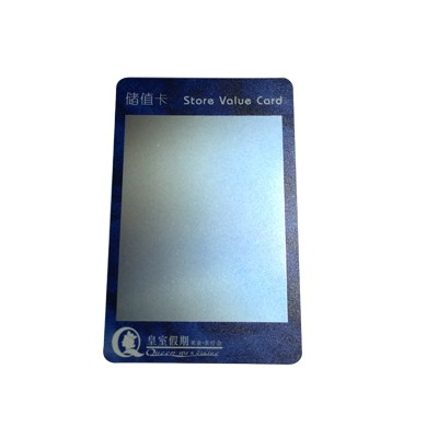 Rewritable PVC Card For VIP Customer