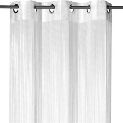 Warp Knitting String Curtain With Eyelet
