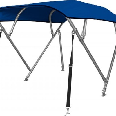 4 Bow Stainless Steel Bimini Top