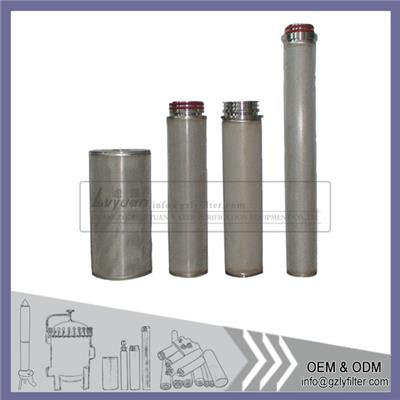 Sintered Stainless Steel Filter