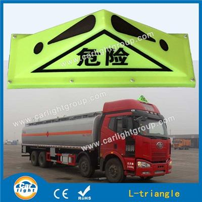Size L Dangerous Goods Vehicles Top Light