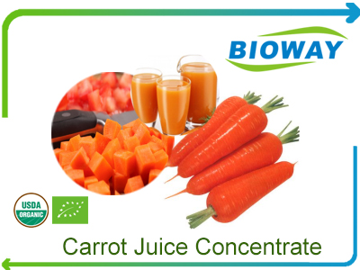 Organic Carrot Juice Concentrate