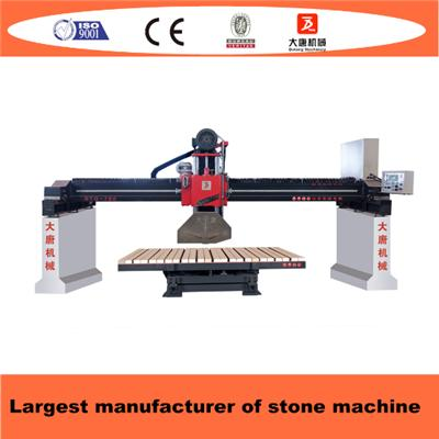 Bridge Type Infrared Slab Cutting Machine