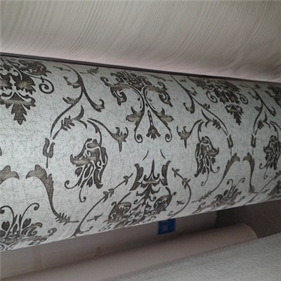 Flower Printing PVC FILM For Wall Panel