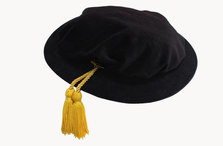 UK Gowns beefeater 2 for 1 Academic Beefeater / Graduation Tudor Bonnet