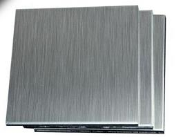 Hairline Finish Stainless Steel Sheet