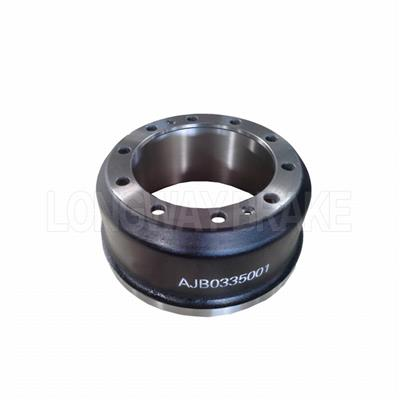 (244090)Brake Drum	for	FRUEHAUF