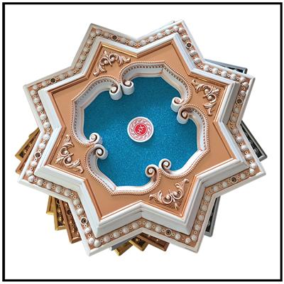 PS Octagon Ceiling Medallions
