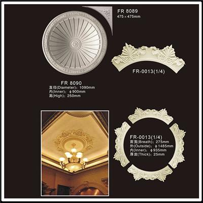 Architectural Ornamental Rim