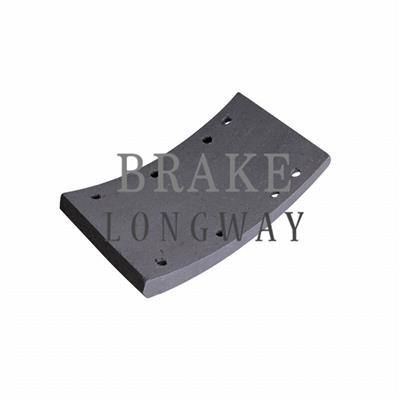 RW/31/1 WVA (19714) Truck Brake Lining For Iveco,Meritor,Rockwell