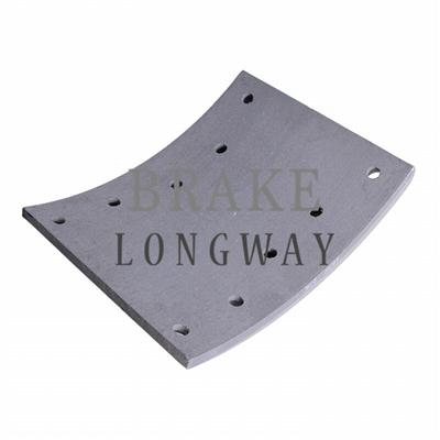 MQ/2/3 WVA (17942) Truck Brake Lining For Dyson,King,Meritor,York