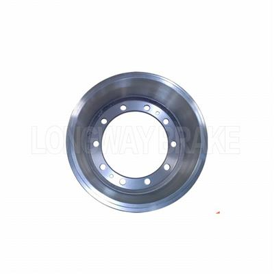 (43512-2610)Brake Drum	for	HINO