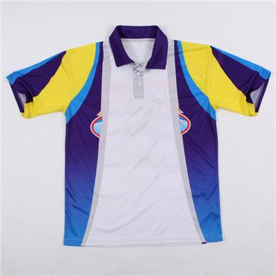 High quality Sublimation Polo Shirt