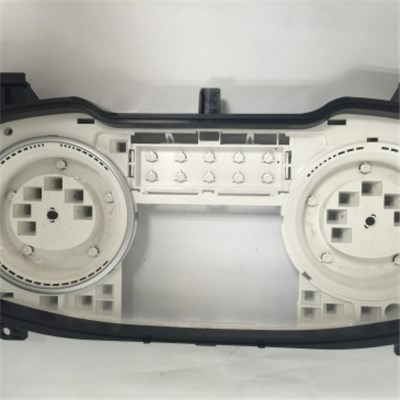 Injection Mold For Automotive Gauges