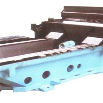 Ductile Cast Iron Machine Tool Bed