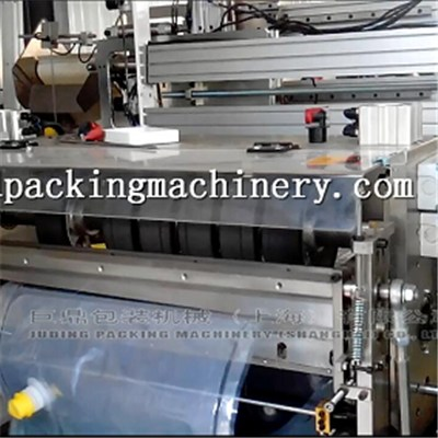 Double Output Bag In Box Bag Making Machine