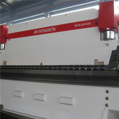 WC67K Plate Bending Machine 500T6000