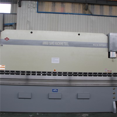 WC67K Hydraulic Press Brake 300T6100