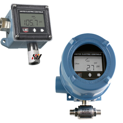 UE Temperature Transmitter With Switch