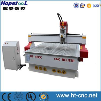 Heavy Duty Vacuum Table Wood CNC Router 1530