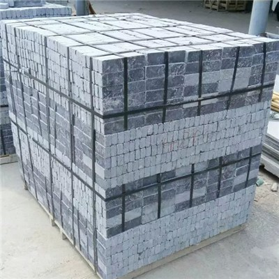 Blue Limestone Bricks