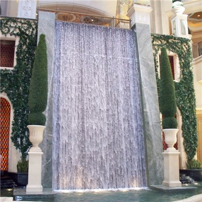 Indoor Artificial Waterfall