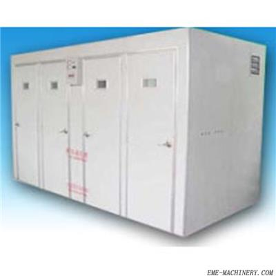 Combination Type Poultry Incubator And Hatcher Equipment