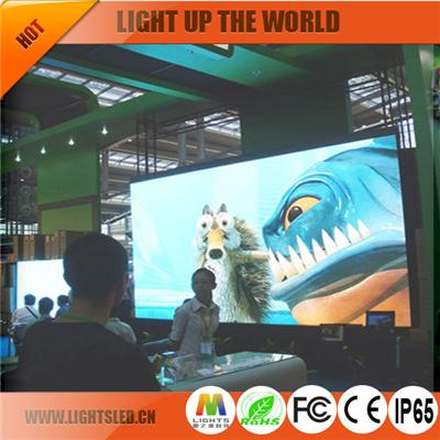 p6 indoor led screen