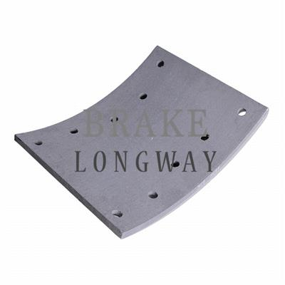 MB/112/1 WVA (17950) Truck Brake Lining For Mercedes Benz