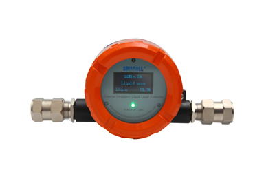 External Ultrasonic Liquid Level Control