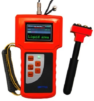 Portable Ultrasonic Liquid Level Indicator for Co2 Tank