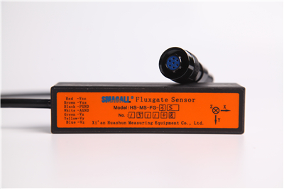 Wide Band Fluxgate Sensor