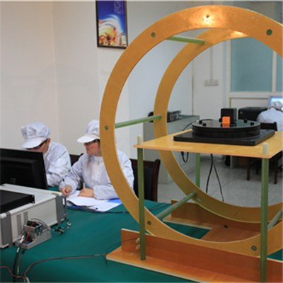Testing and Calibrating System of Magnetic Sensor