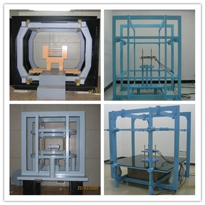 Customized Magnetic Calibrating And Testing System