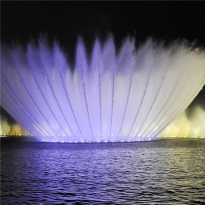 Floating Dancing Fountain