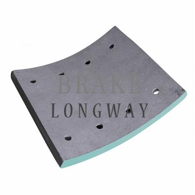 RN/105/1 WVA (17352) Truck Brake Lining For Renault/RVI