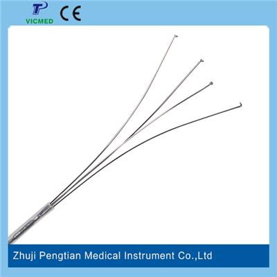 Disposable 4 Prong Type Grasping Forceps