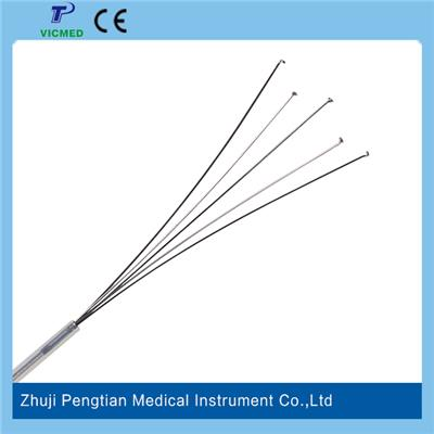 Disposable 5 Prong Type Grasping Forceps