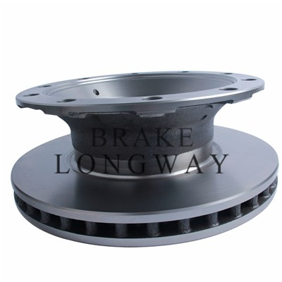 BP112(0308835050, 0308835057)Brake Disc For SKH Series (SB4309) Rigid Axle 5/03-