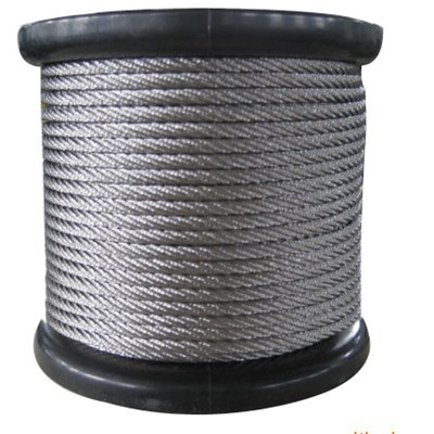 316L Stainless Steel Wire Ropes