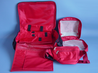 Nylon First Aid Kits