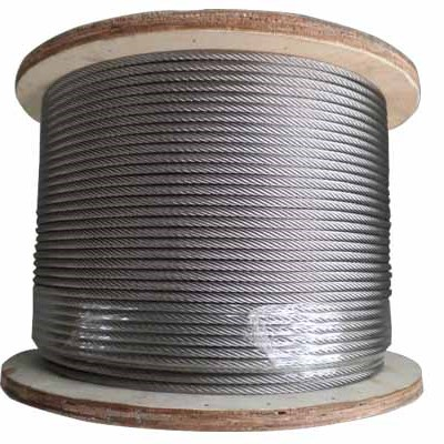 AISI 304 Stainless Steel Wire Ropes