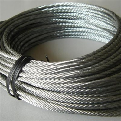 316L Steel Wire Ropes
